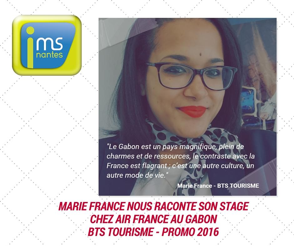 Faire son stage au Gabon