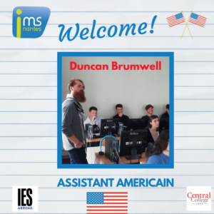 Welcome Duncan