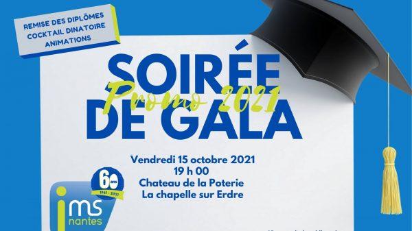 Soirée de gala 2021 date